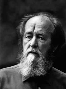 Alexander Solzhenitzyn