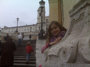 bea spanish steps
